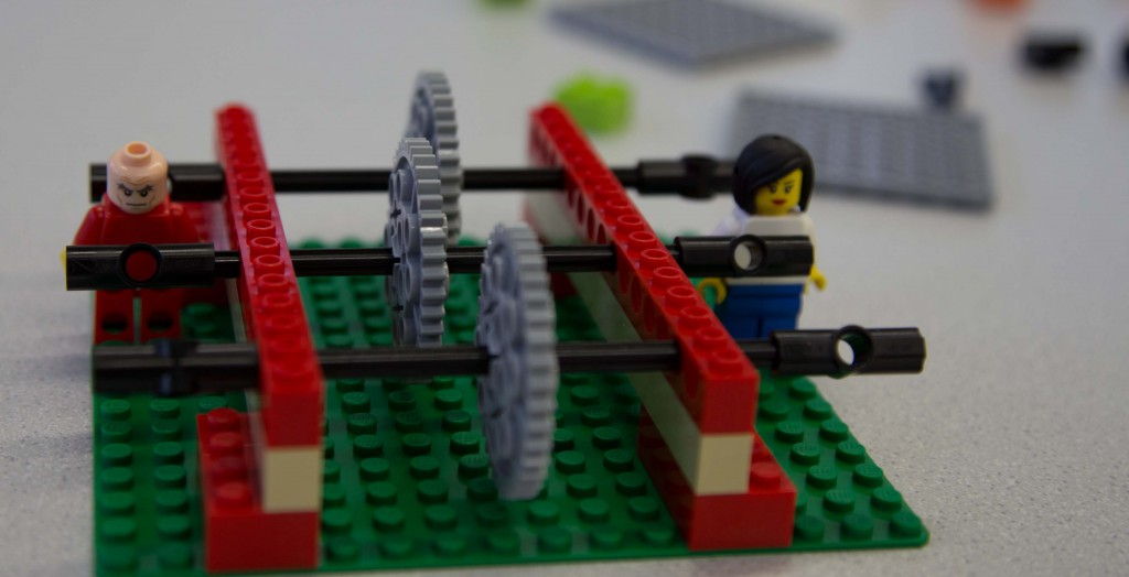LEGO Serious Play visualisiert Perspektiven